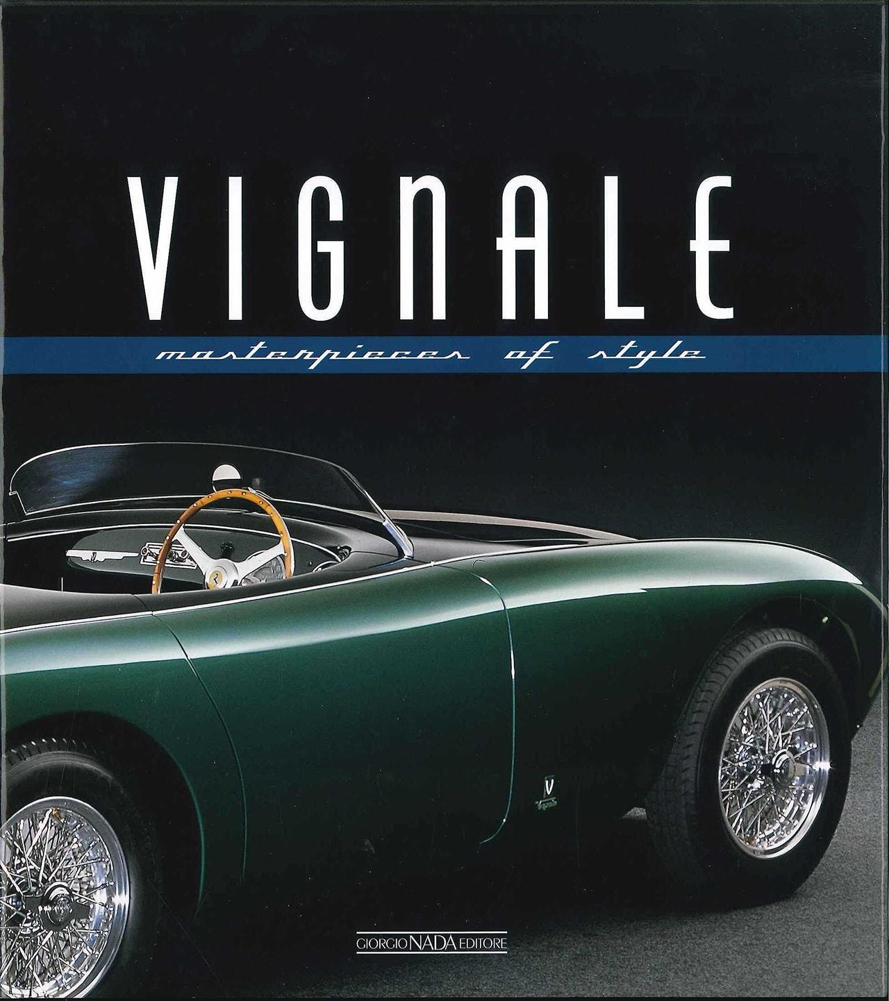 アルファロメオ、ダイハツ、フェラーリで魅せた最初期のカロッツェリアの一つ「ヴィニャーレ」の写真資料集【新書紹介】