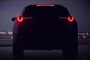 マツダが新型車攻勢! 「アクセラ」ベースの新型「CX-3」か 早くも新型SUV世界初公開