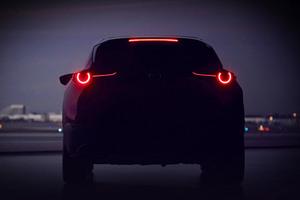 【ジュネーブモーターショー2019】マツダ、スカイアクティブ-Xを搭載する新型SUVをワールドプレミア