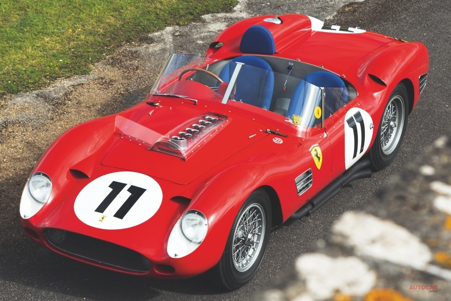 【進化を続けた伝説の1台】フェラーリ250テスタ・ロッサ ル・マンでの優勝 後編