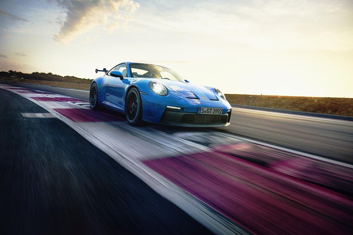 ポルシェジャパン、新型「911GT3」の予約受注開始 価格は2296万円