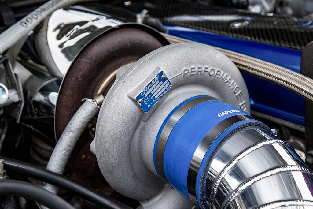 「1.5J+T88-34Dタービンで580馬力!」オートマ仕様でゆるく楽しめる超速JZX100チェイサー