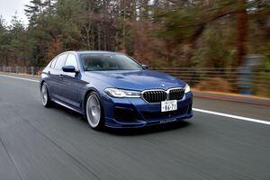 【国内試乗】「BMW アルピナD5 S」走りもフォルムもアルピナテイスト全開!