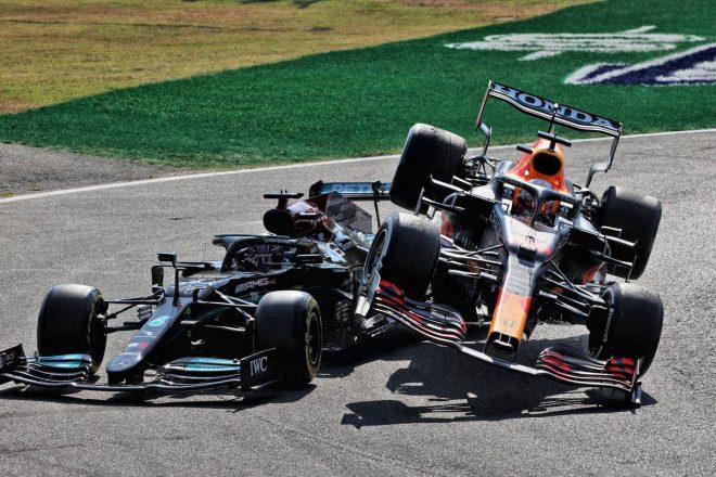 フェルスタッペンとハミルトンの接触は「両ドライバーが回避できた」とロス・ブラウン/F1第14戦
