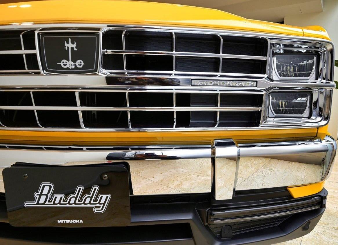 超人気SUV ミツオカバディの発売日が6月24日に決定! 予約台数545台 今注文すると納期は2年先!