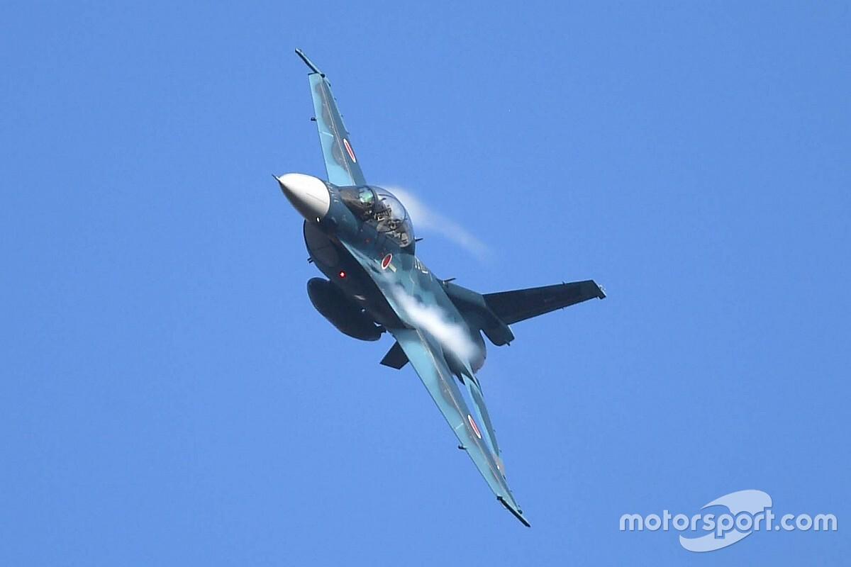 【スーパーGT】最高速度マッハ2! 航空自衛隊F-2B戦闘機の歓迎フライトがスーパーGTもてぎで実施決定