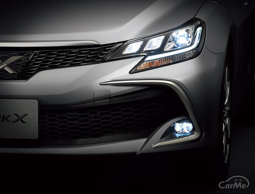 トヨタ 2代目マークXの便利なオプションをご紹介!エクステリアやインテリアだけでなく防犯装備まで!
