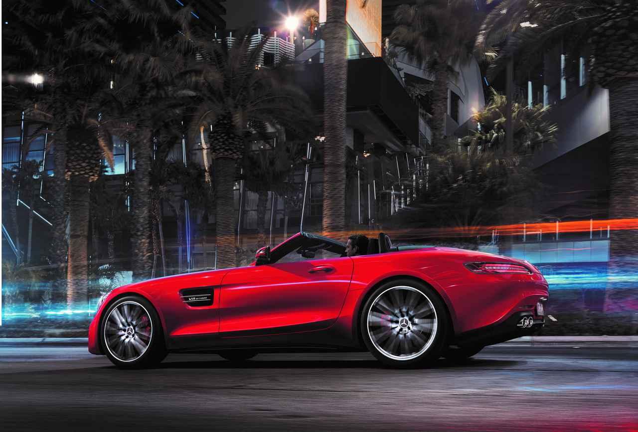 メルセデスAMG GTが一部改良、同時に限定車「メルセデスAMG GT ナイトエディション」が登場