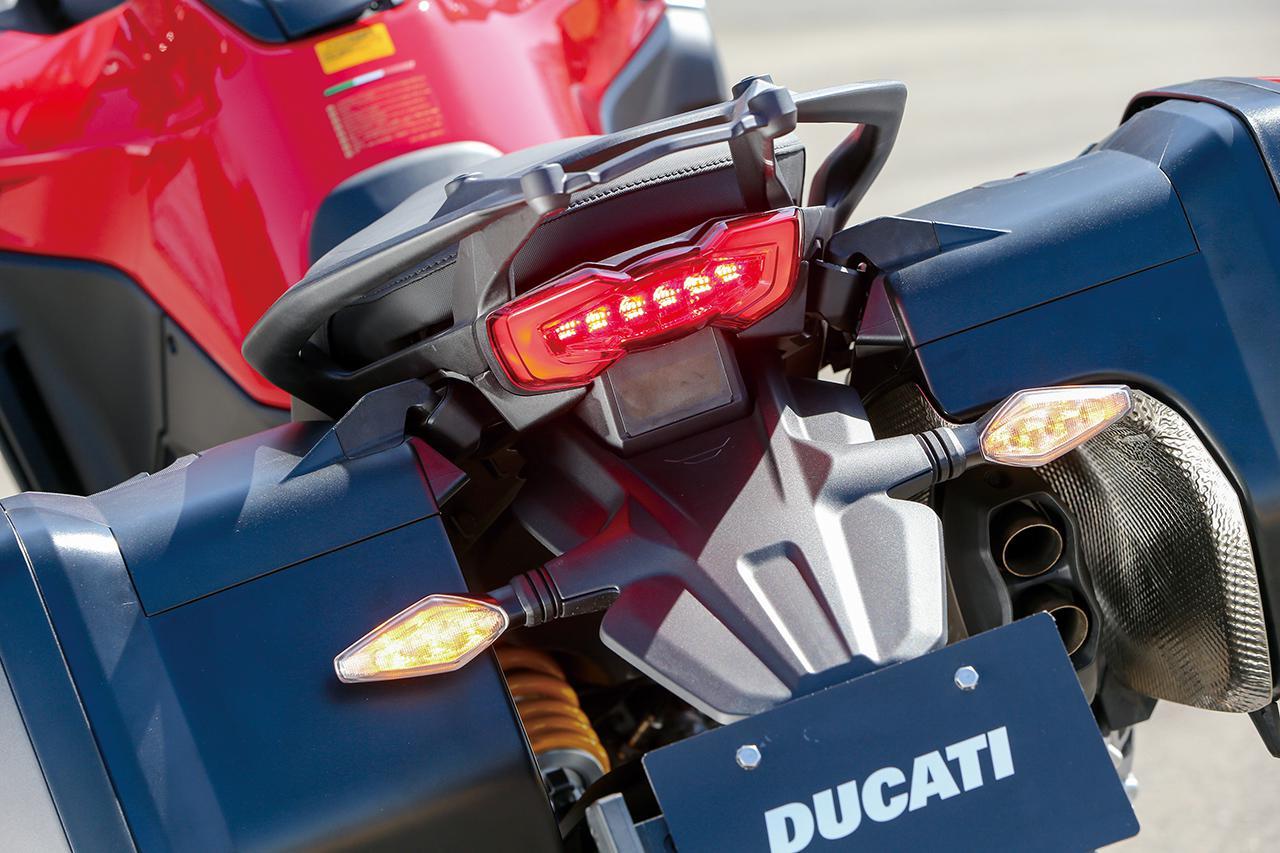 最新装備のオンパレード! ドゥカティ「ムルティストラーダ V4S」を徹底解説(2021年)