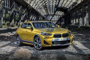 """最小""""SAC""""の『BMW X2』にもクリーンディーゼル搭載の""""xDrive20d""""が追加設定"""