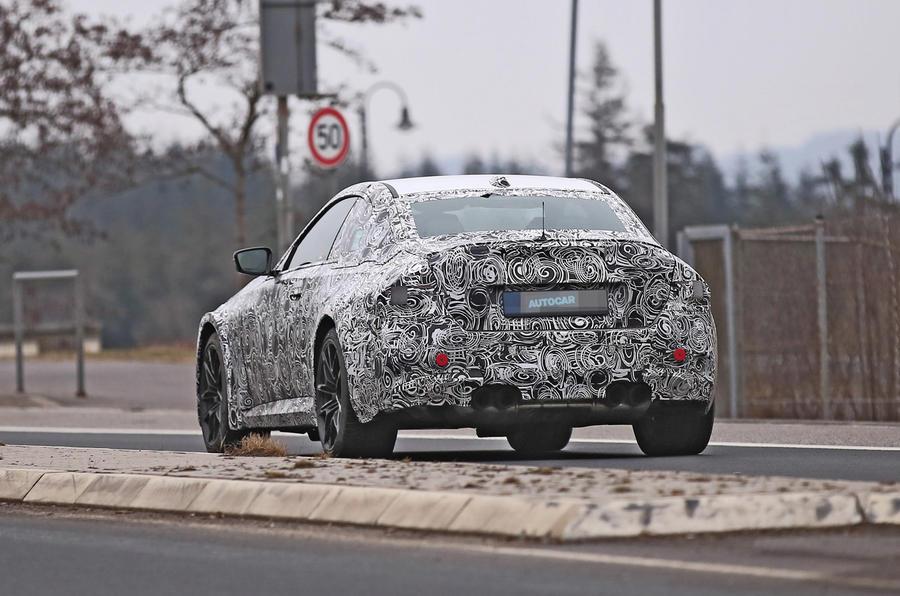 【FRのホットクーペ】次期BMW M2 2022年英国発売 よりパワフルに、よりシャープに