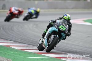 【MotoGP】劣るマシンで俺はよくやった! 表彰台逃したモルビデリ、結果には不満も走りには満足