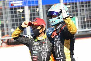 「勝てるときというのは、そういうもの」作戦大成功のmuta Racing Lotus MCの戦略と2位、3位の事情【GT300決勝あと読み】