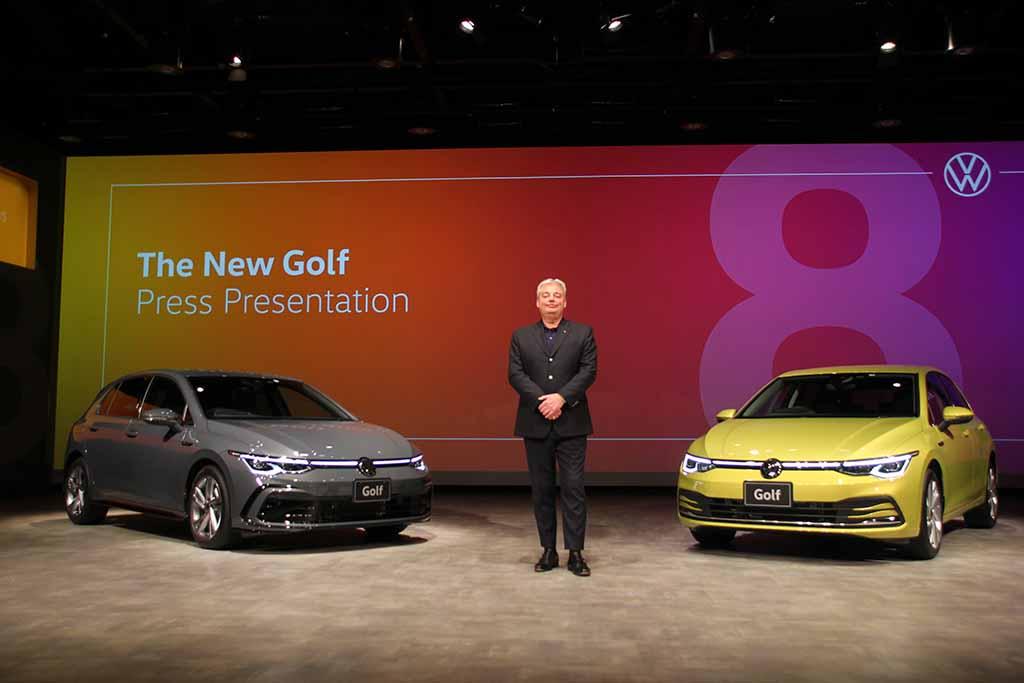 待ちに待った真打ちコンパクト! フォルクスワーゲン「新型ゴルフ」が発表