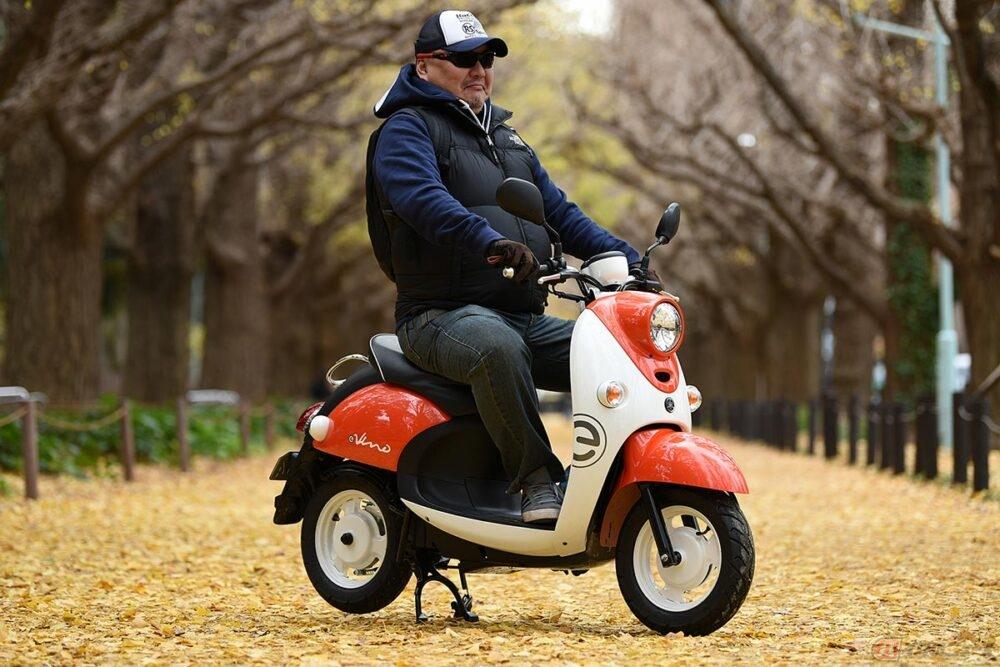 バイクは乗り手の体重による走りへの影響が大きい? ~木下隆之の、またがっちゃいましたVol.98~