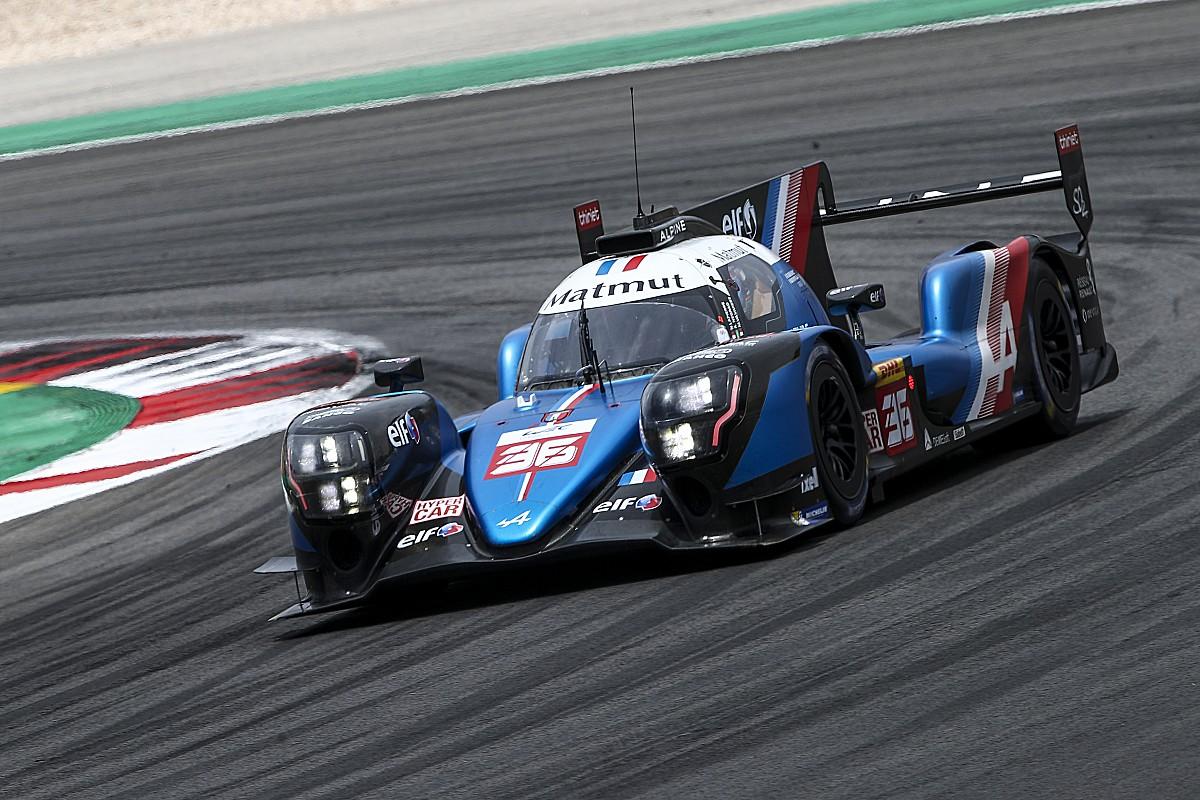 WEC第2戦ポルティマオ予選:アルピーヌ、トヨタGR010の2台を下してポールポジション獲得