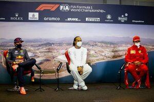 F1第15戦ロシアGP決勝トップ10ドライバーコメント(2)