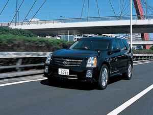 【ヒットの法則339】キャデラックSRXは従来のアメリカ車とも欧州車とも違う魅力があった