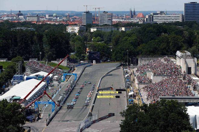 DTM、延期のノリスリンク戦を最終戦として開催へ。電動レーシングカーの『次なるステップ』も発表予定