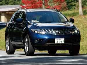 【試乗】北米市場向けのはずだったムラーノは2代目では日本市場も意識【10年ひと昔の新車】