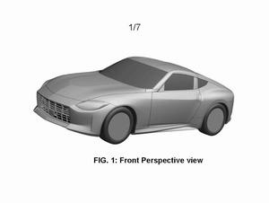 【スクープ】これが新型「日産フェアレディZ」の最終デザイン? ついに特許画像が流出!