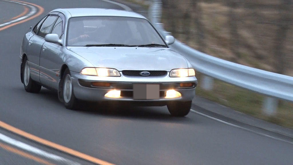 「ついにManiaxCarsが映像化!」第一回は変態兄弟車『アンフィニMS-6とテルスターTX5』の関係性に迫る【V-OPT】
