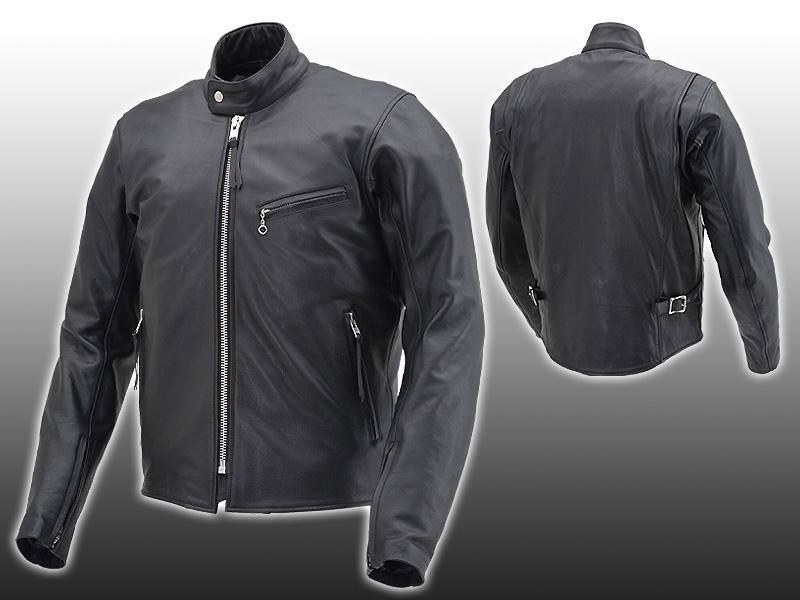 このプライスで「本革」! デイトナの「DL-001 シングルライダースジャケット」が11月下旬に発売