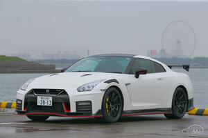 GT-R NISMOは2,420万円!プロが徹底試乗でその真価を検証