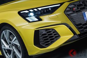 アウディ新型「S3スポーツバック」登場! 310馬力のクワトロで約580万円から