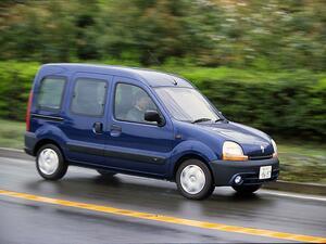 【懐かしの輸入車 51】ルノー カングーの注目度は想定以上に高かったのかもしれない