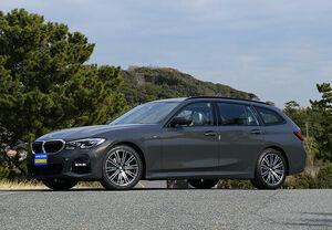 「注目モデル試乗」太鼓判! BMW3シリーズ・ツーリングを「ドライビング好きのファーストカー」に推すこれだけの理由