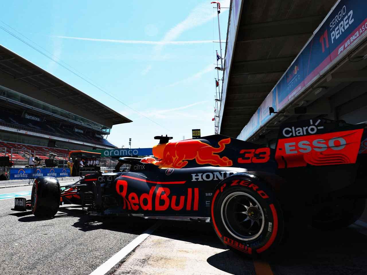 2021年F1第4戦スペインGP、フェルスタッペンに勝機!? フロントロウからのスタートに期待【モータースポーツ】
