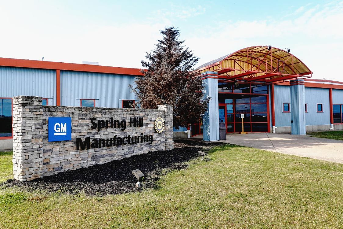 GM、3番目のEV工場に テネシー州スプリングヒル工場に20億ドル投資 「リリック」など生産