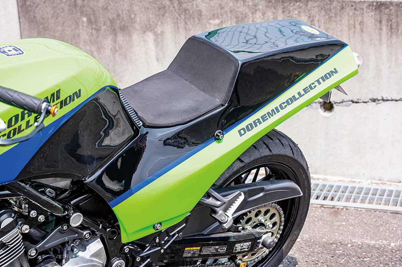 カワサキZ900RSはニンジャにもなれる!? ドレミコレクションのカスタム車「GPZ900R Style」を紹介!