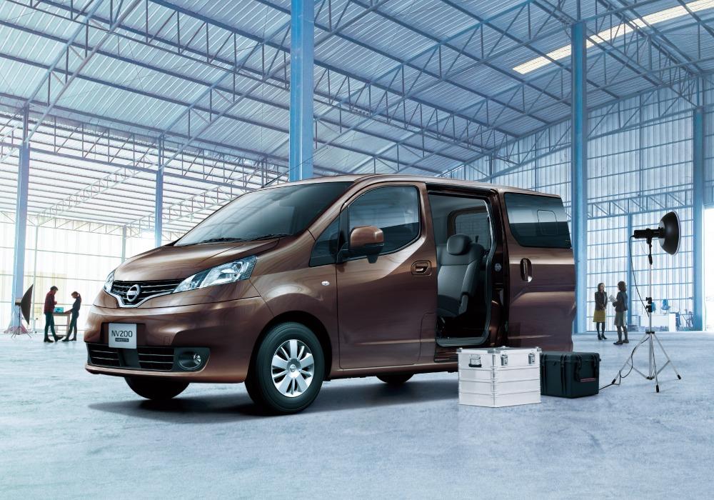 【詳細/価格は?】日産NV200バネット・バン/ワゴン一部改良 燃費/快適性向上