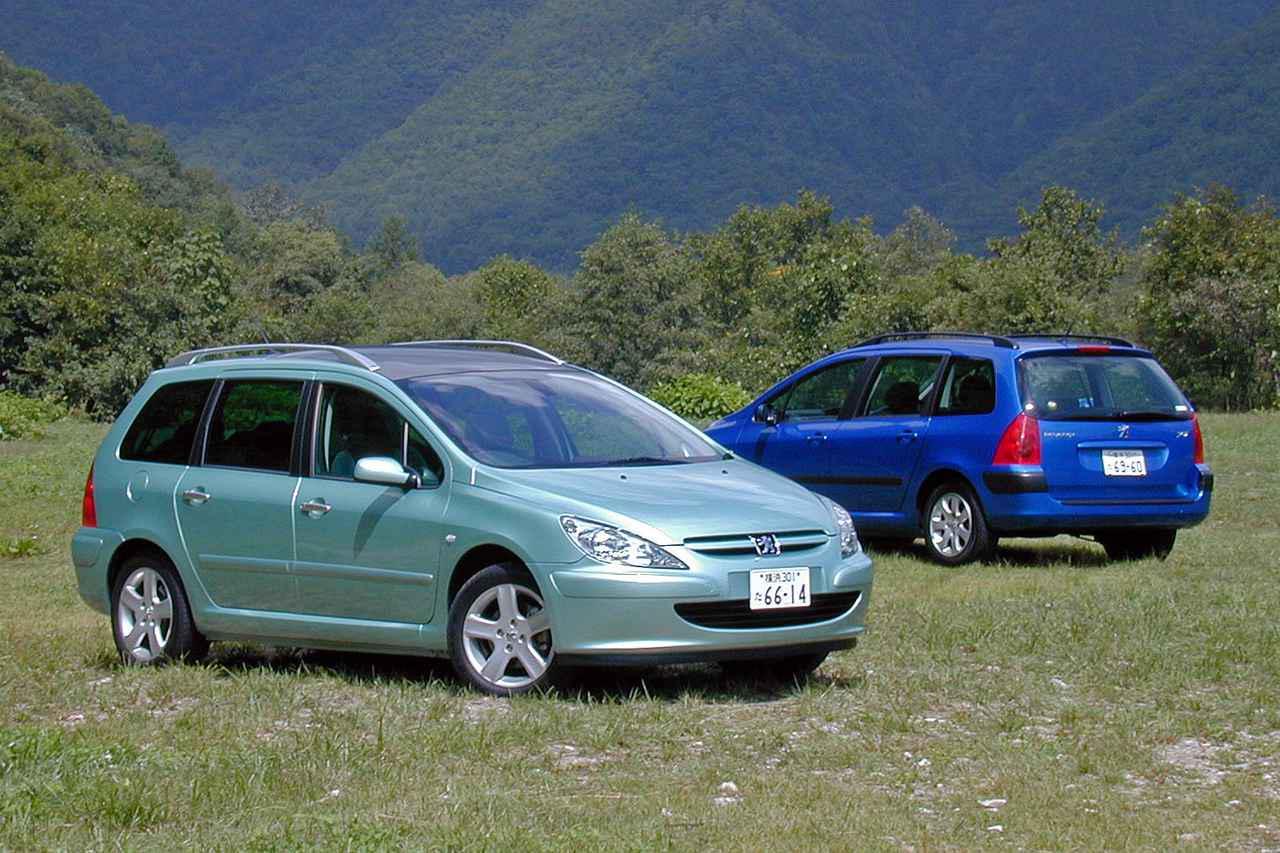 【懐かしの輸入車 62】プジョー 307 SWは使い勝手の良さの他に「青空」もプラスしていた!