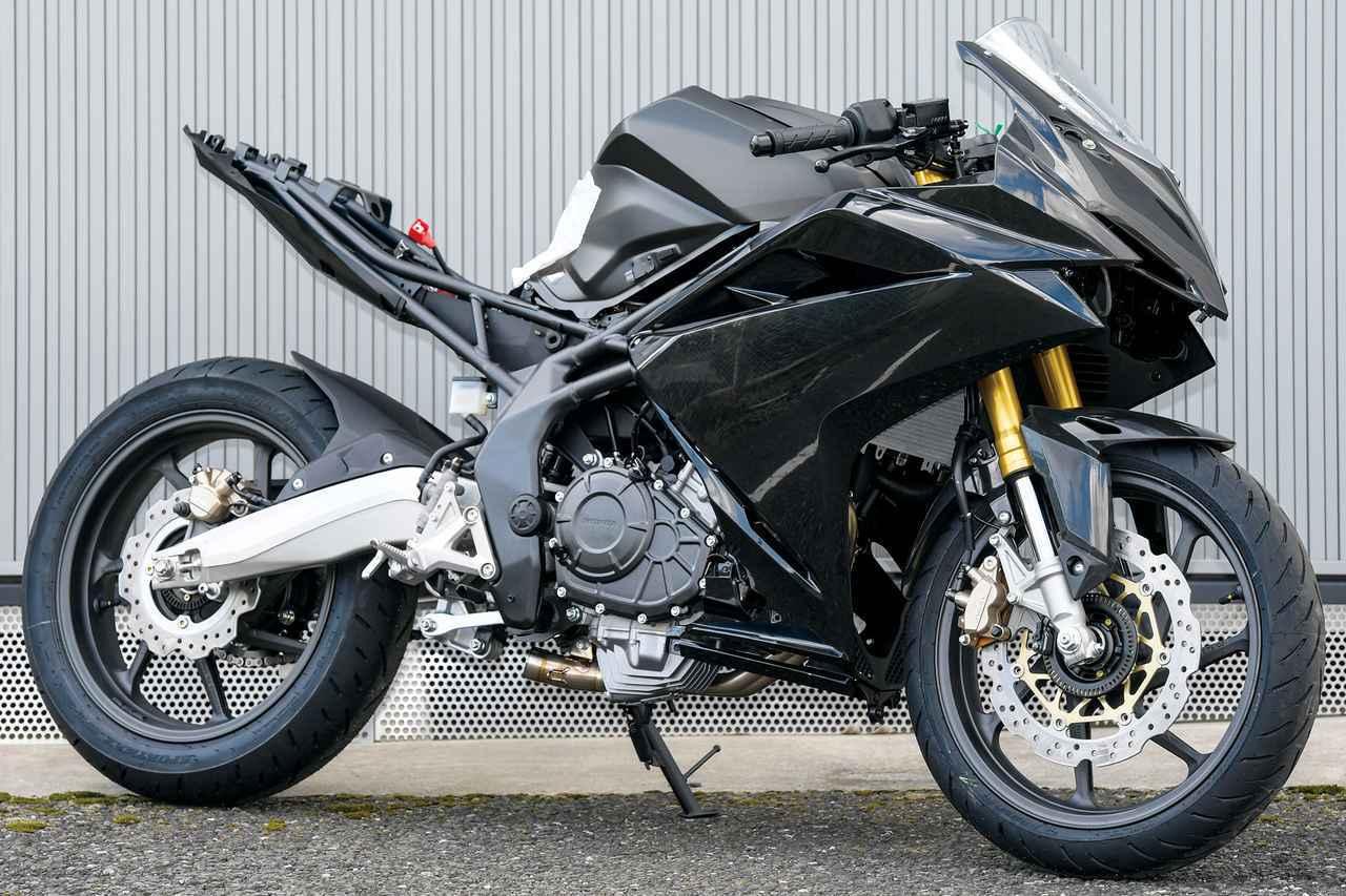 バイクの「レースベース車」の特徴とは? 購入方法が普通のバイクと少し違う! 買い方と注意点を解説