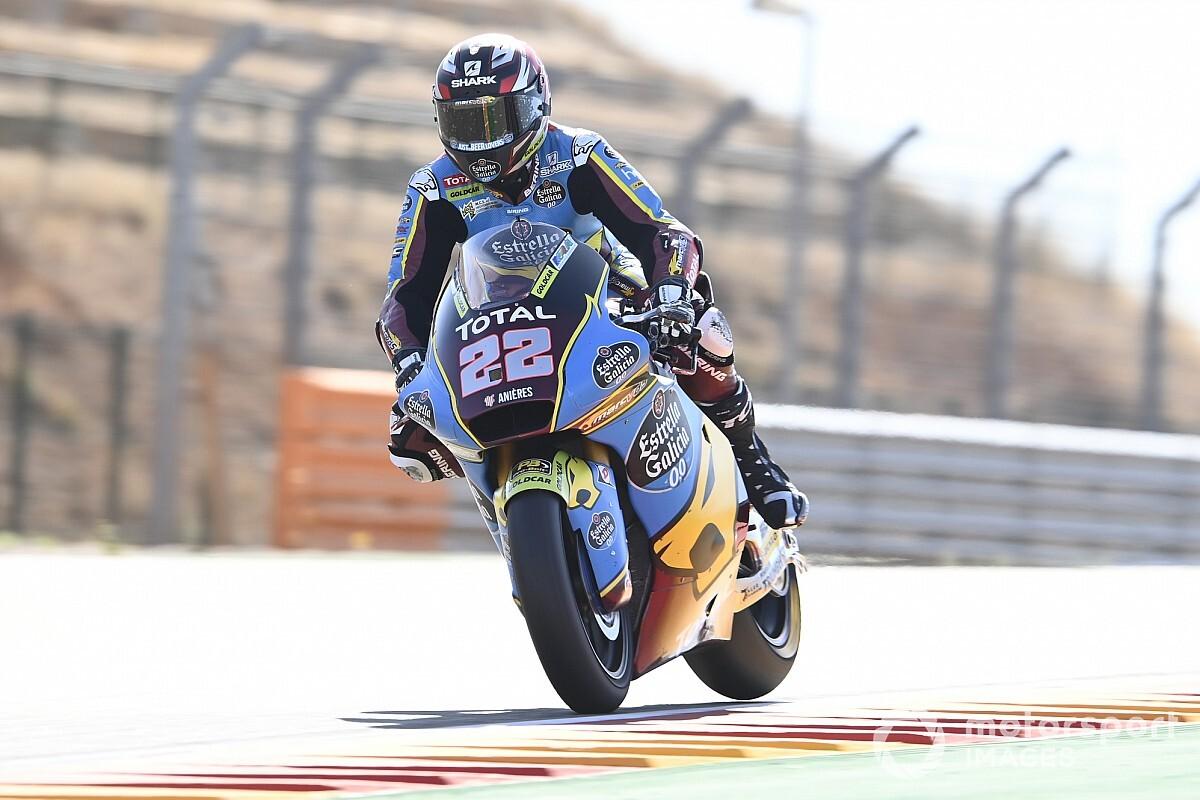 Moto2テルエル決勝:サム・ロウズ、圧巻8秒差つけて3連勝達成。長島哲太14位