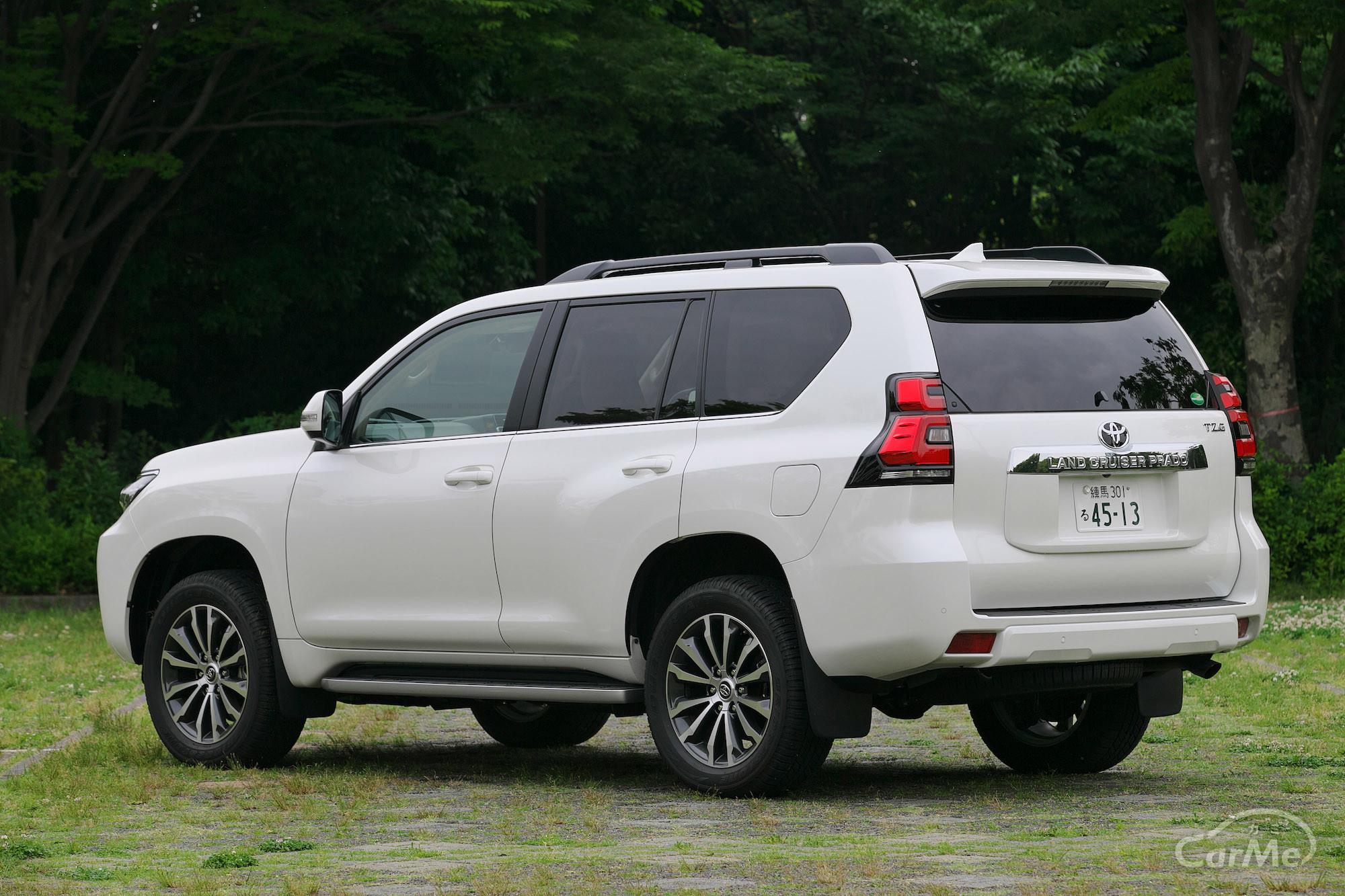 119.9万円から...大人気SUVのトヨタランドクルーザープラドの中古購入をおすすめする理由