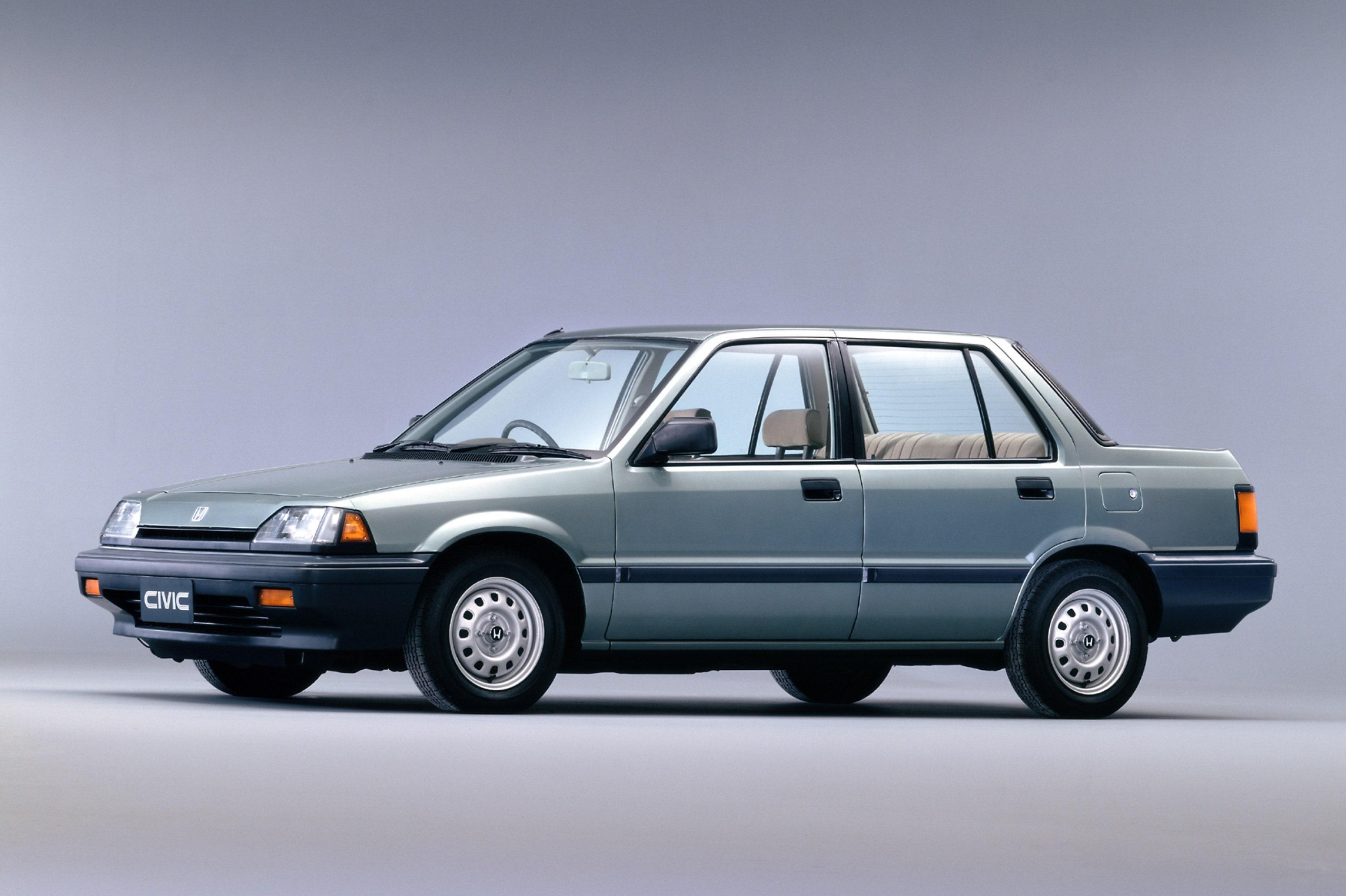 1980年代のホンダ車5選