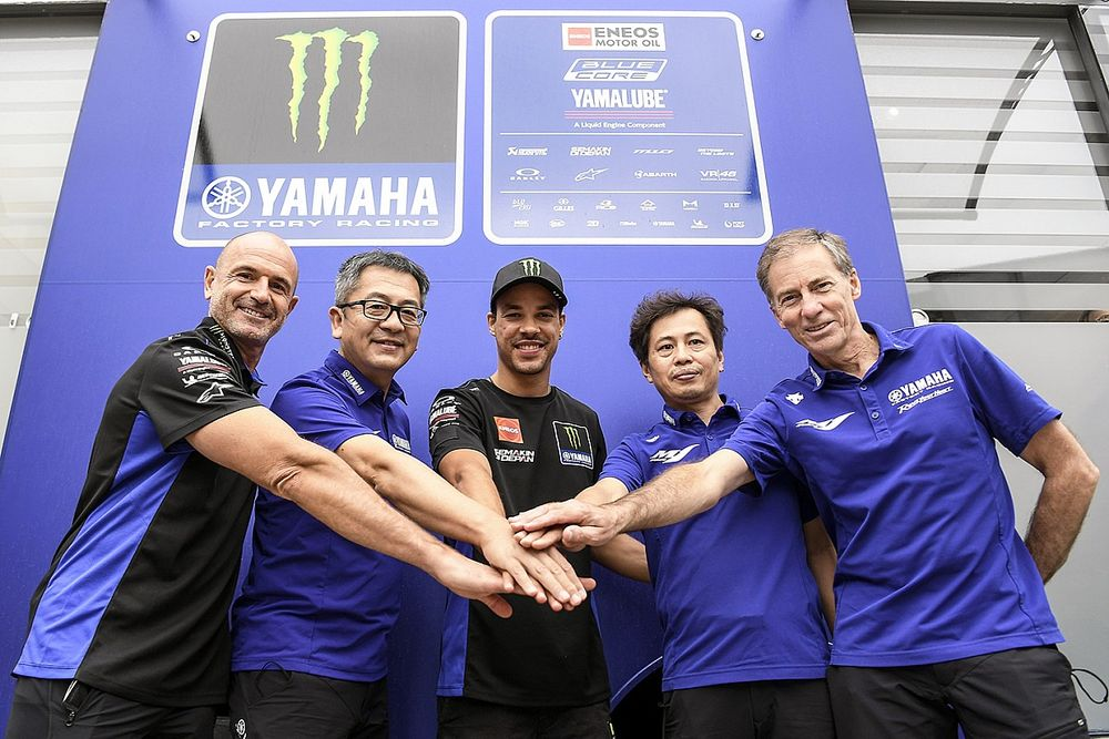 【MotoGP】ヤマハ、モルビデリ昇格&ドヴィツィオーゾをSRTで起用を正式発表。モルビデリは2023年末までの2年契約