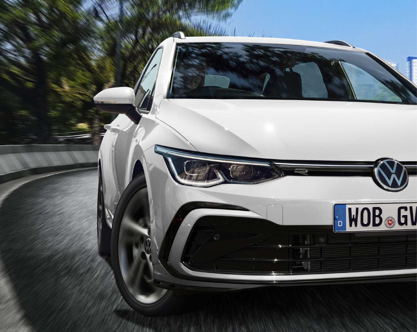 ワゴン専用ボディでハッチと差別化! 新型VWゴルフ ヴァリアントは、何が違う!?
