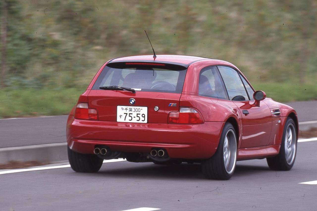 【BMW Mの系譜(6)】BMW M ロードスター/M クーペは究極のドライビングマシン