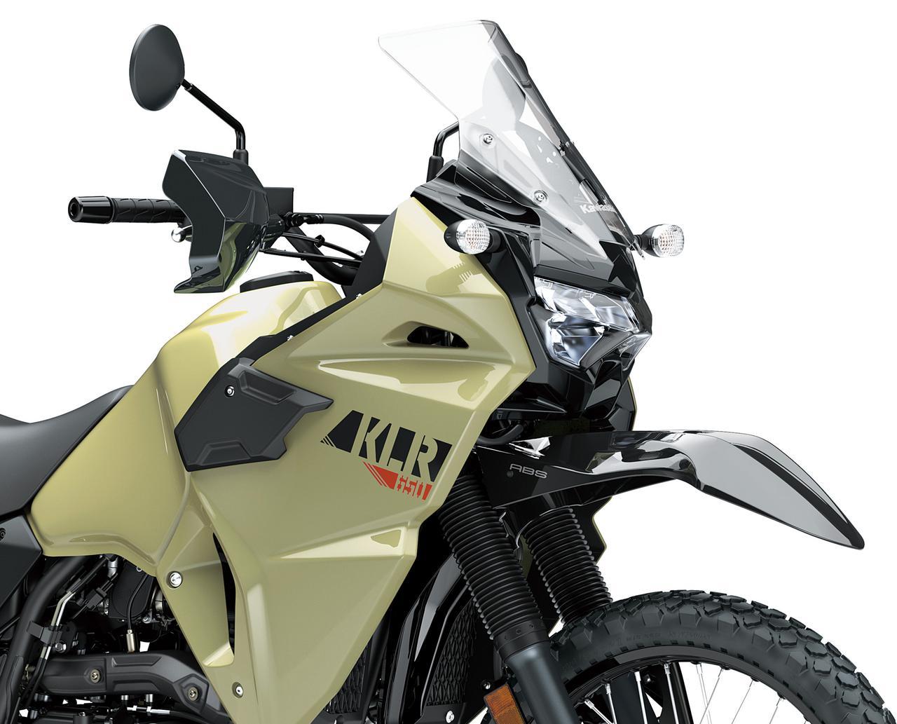 カワサキが新型「KLR650」を米国で発表! 13年ぶりのモデルチェンジを受けて魅力的なアドベンチャーツアラーへと変貌