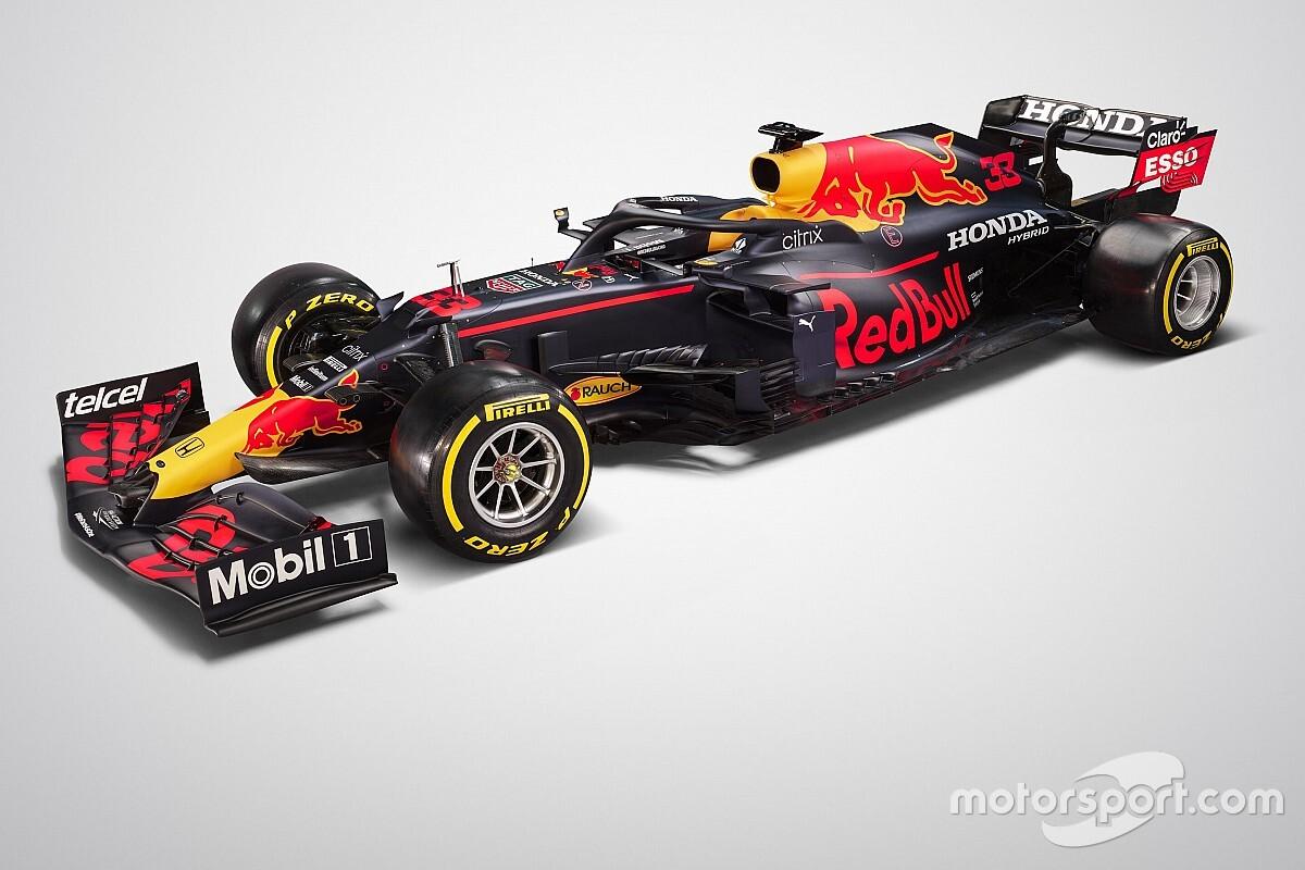 """レッドブル・ホンダF1、新車『RB16B』を発表。ホンダF1""""最後の挑戦""""がついに始まる!"""