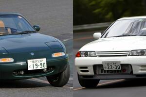4000万円超えのR32GT-R! 500万円近い初代ロードスター! メーカー直系のレストア車が「新車価格」を超えるワケ