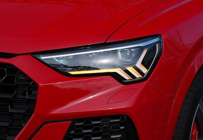 「最新モデル試乗」400ps、2.5リッター直5ターボ搭載。アウディ最新のスポーツSUV、RS Q3の戦闘力