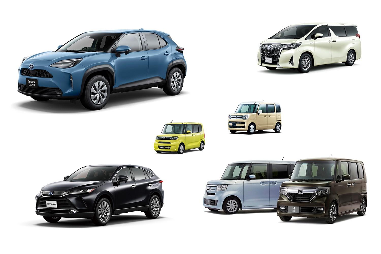 2月新車販売速報、緊急事態宣言が継続する中でも前年比0.5%の増加 ヤリス&ルーミーなどがけん引