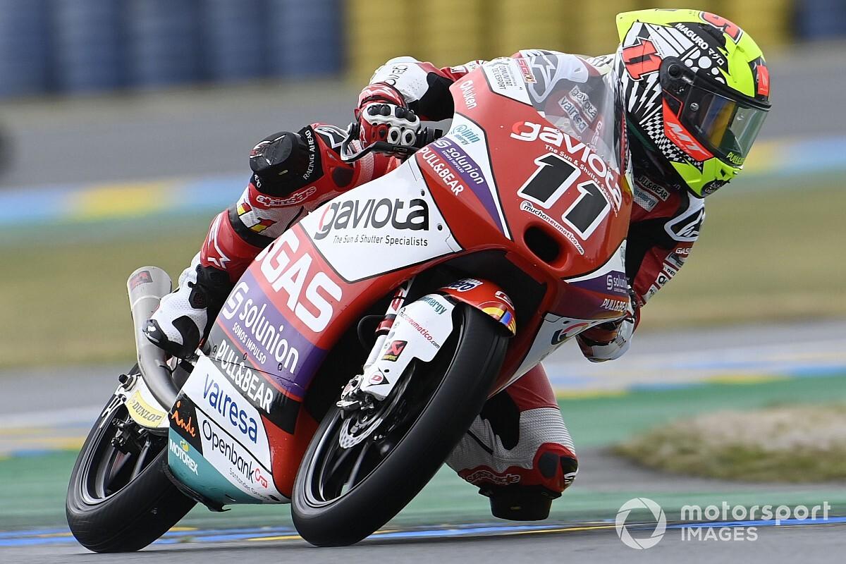 Moto3フランス決勝:乾きゆく路面でガルシア躍動キャリア2勝目。日本勢は佐々木が5位