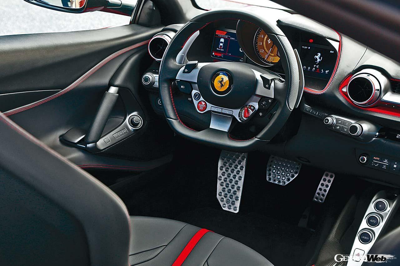「神が宿ったエンジン」を積む至高のフェラーリ! 812 スーパーファストの800psを味わう 【Playback GENROQ 2018】